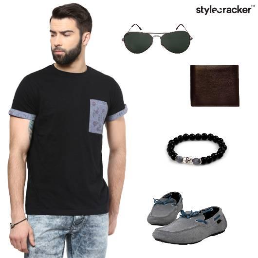 TShirt Chinos Casual Summer Basics - StyleCracker