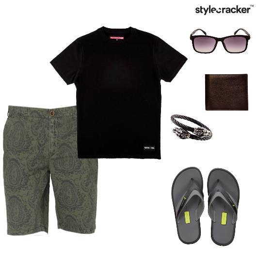 TShirts Shorts Causal Summer Basics - StyleCracker