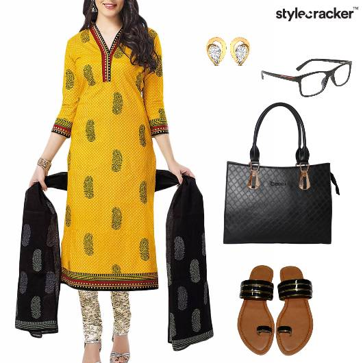Salwaar Indian Ethnic Work Casual - StyleCracker