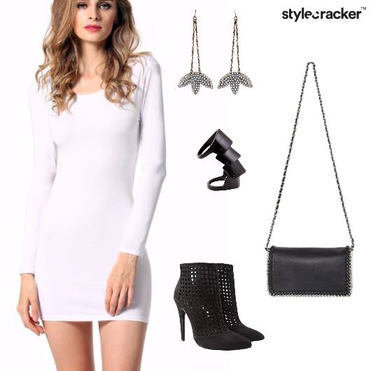 BodyCon Dress Night Party Summer - StyleCracker