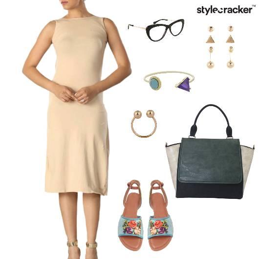 Bodycon Midi Dress Work Summer - StyleCracker