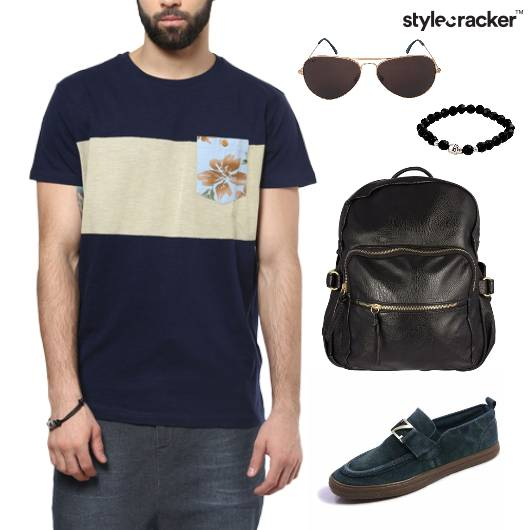Floral Tshirt Casual Summer Work - StyleCracker