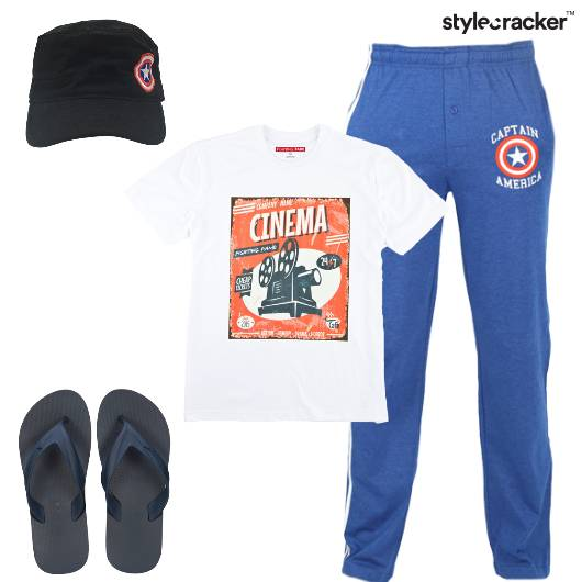 Joggers Tshirt Casual Summer - StyleCracker