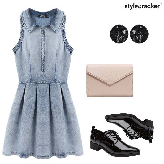 Denim Summer Casual Outdoor  - StyleCracker