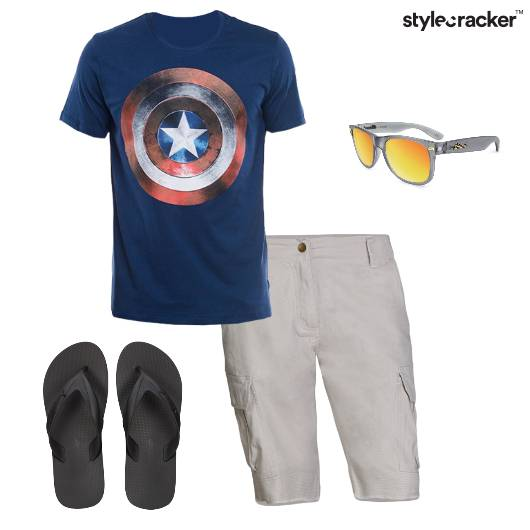 Summer Chill CivilWar Sunnies - StyleCracker