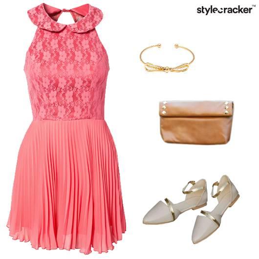 Summer Colour Brunch Pleats - StyleCracker