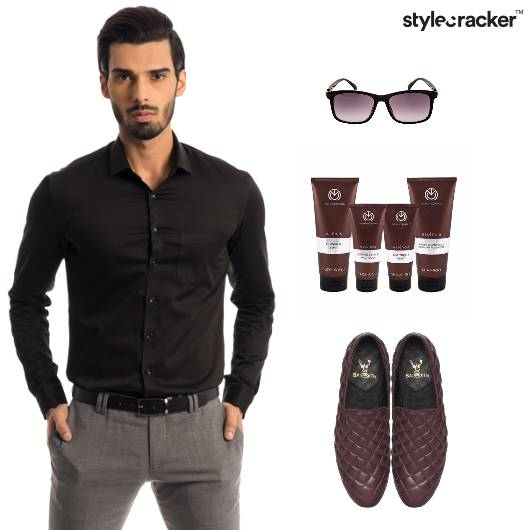 Formal Shirt Dinner Grooming  - StyleCracker
