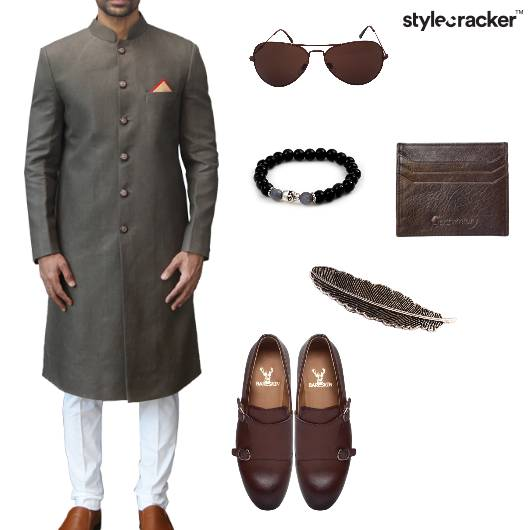 Kurta Indian Ethnic Summer Wedding - StyleCracker