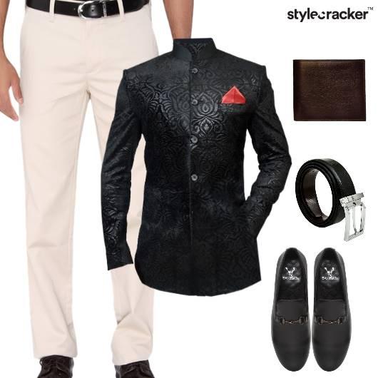 Coat Pants Indian Wedding  - StyleCracker