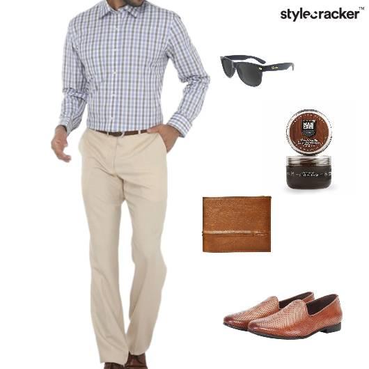 Shirt Formal Meeting Trouser  - StyleCracker