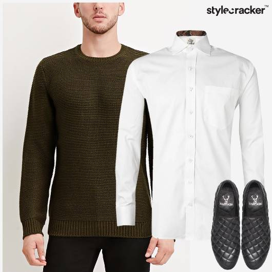 Shirt SweatShirt Pants Casual - StyleCracker
