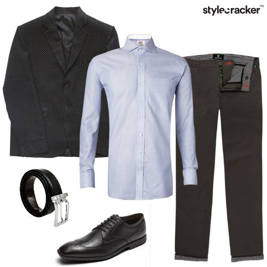 Suit Blazer Night Party  - StyleCracker