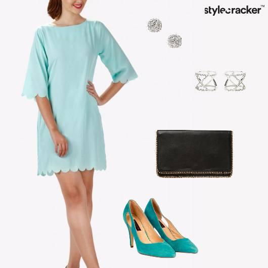 Shift Dress Summer Brunch - StyleCracker