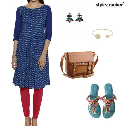 Kurta Indian Ethnic Casual - StyleCracker