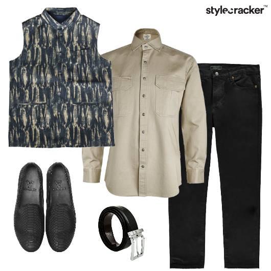 Shirt Coat Formal Wedding - StyleCracker