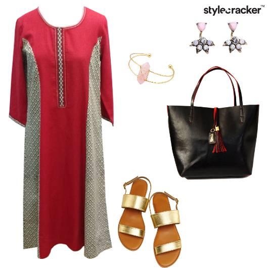Kurta Pants Indian Ethnic Summer - StyleCracker
