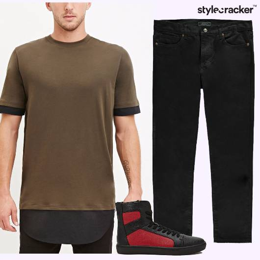 TShirt Jeans Shoes Casual Summer - StyleCracker