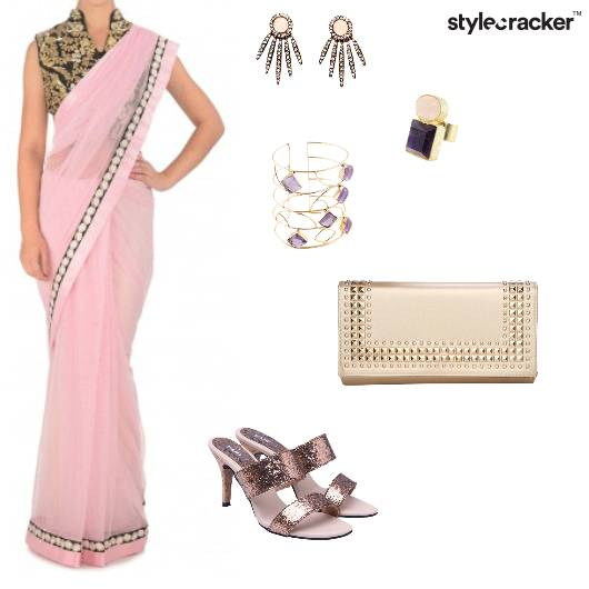 Saree Indian Ethnic Wedding - StyleCracker