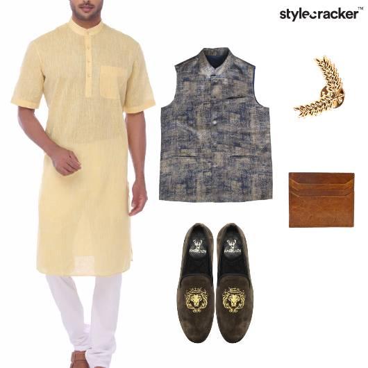 Kurta Coat India Ethnic Summer - StyleCracker