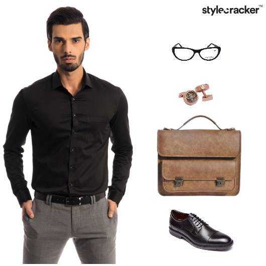 Formal Shirt Meeting Dinner  - StyleCracker