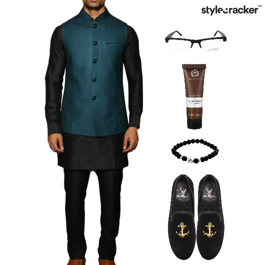 Indian Suit SlipOn Festival  - StyleCracker