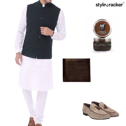 Indian Loafers Wallet Party - StyleCracker