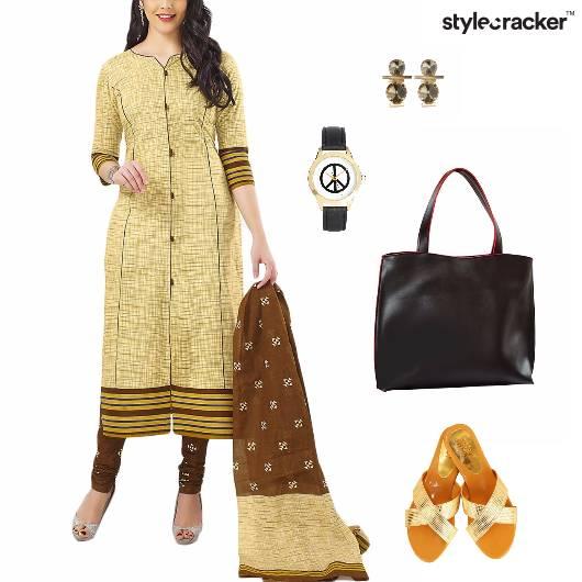 Salwaar Indian Ethnic Casual Work - StyleCracker