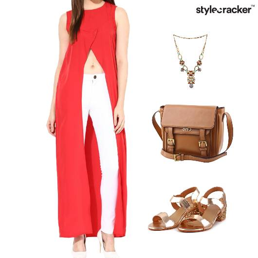 Maxi Top SlingBag Lunch Accessories - StyleCracker