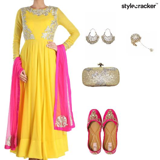 Traditional Occasion Ethnic - StyleCracker