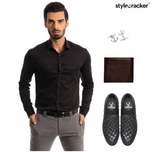 Shirt Chinos SlipOn Lunch Meeting - StyleCracker