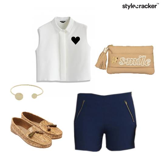 Casual Summer Tassel Shorts  - StyleCracker