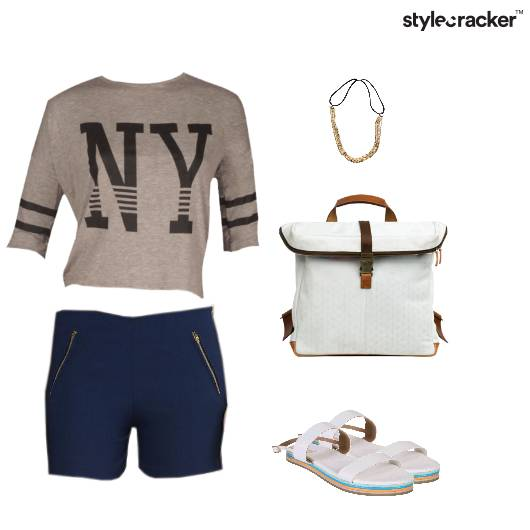 Casual Smart Dayout - StyleCracker