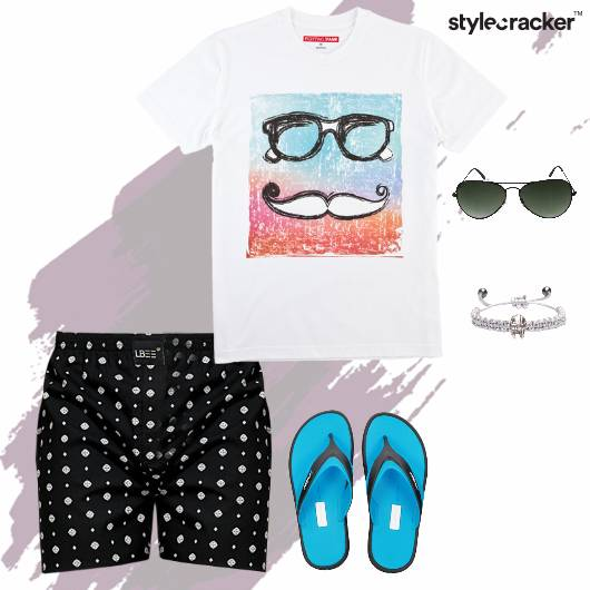 Casual Summer Sporty  - StyleCracker