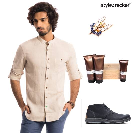 Formal Shirt Work GroomingKit Meeting - StyleCracker