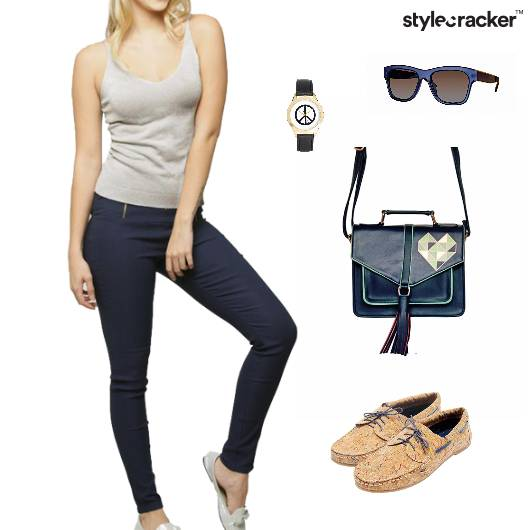 Casual Top Loafer SlingBag Comfort - StyleCracker
