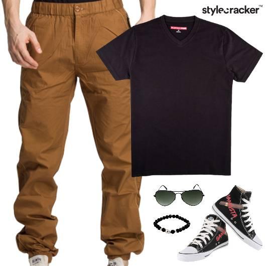 Casual TShirt HiTop Comfort - StyleCracker