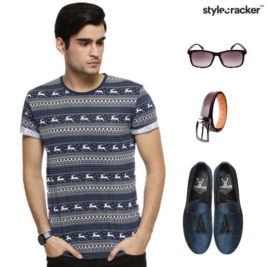 Casual TShirt SlipOn Comfort Summer - StyleCracker