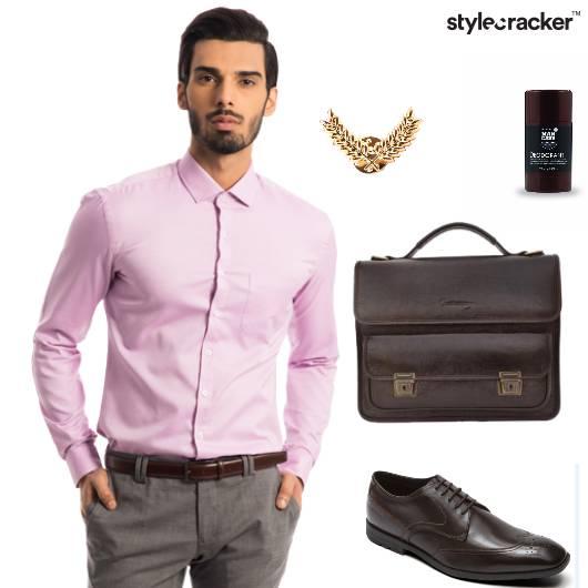 Formal Work Classy Sheek - StyleCracker