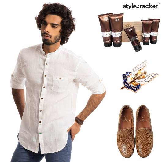 Semiformal Smart Casual Dayout - StyleCracker