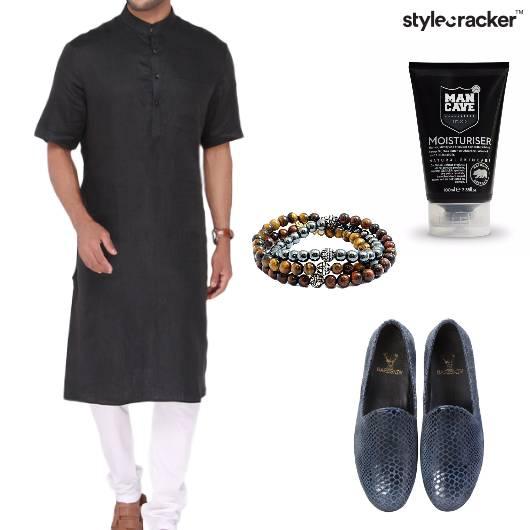 Kurta Loafers Beaded Bracelet Moisturiser Indian - StyleCracker