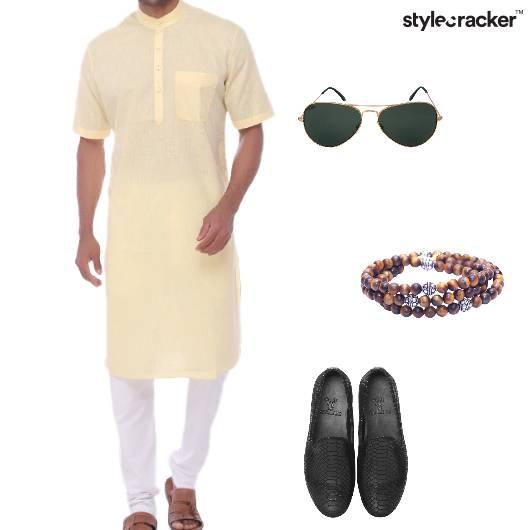 Kurta loafers Aviators Beaded Bracelet Indian - StyleCracker