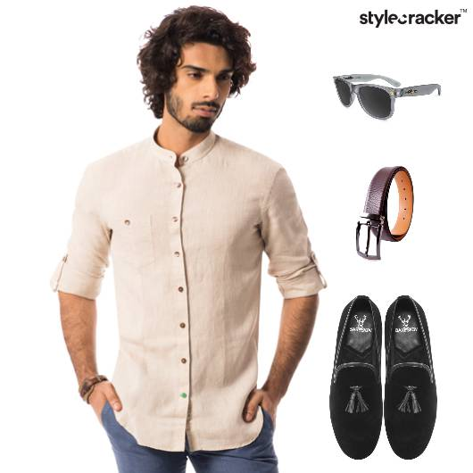 Shirt SlipOn Footwear Accessories Lunch - StyleCracker