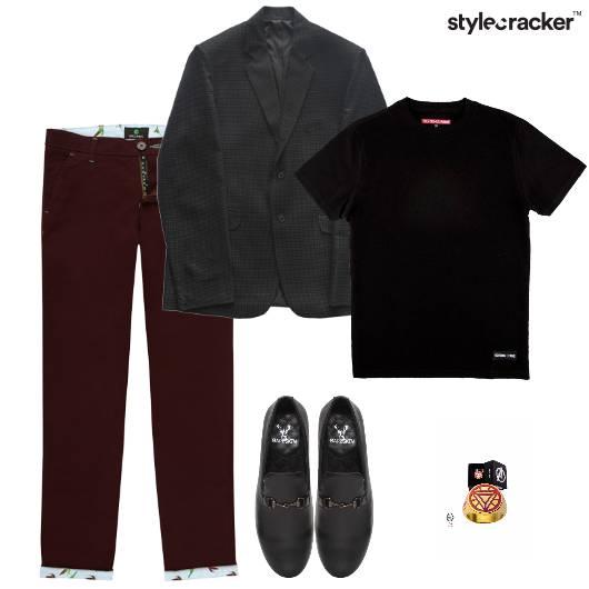 Semiformal Smart Occasion Sheek - StyleCracker