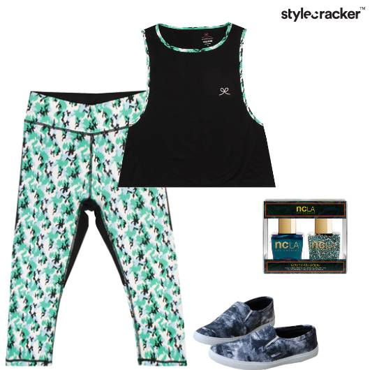 Sporty Gym Daywear Smart - StyleCracker