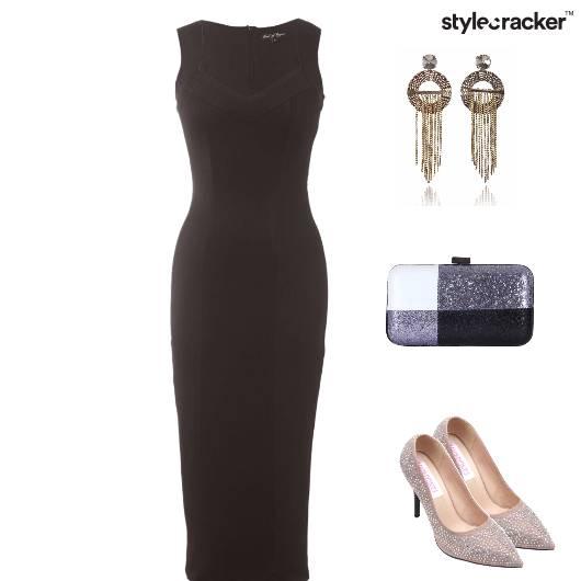 Party Nightout Bodycon Occasion - StyleCracker