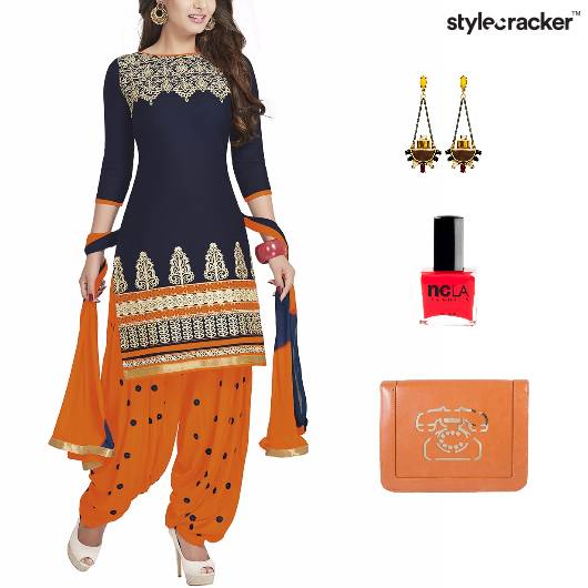 Indian Festive Ethnic Reception  - StyleCracker