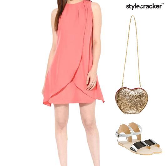 Casual Trendy DayOut Flats Minimal - StyleCracker