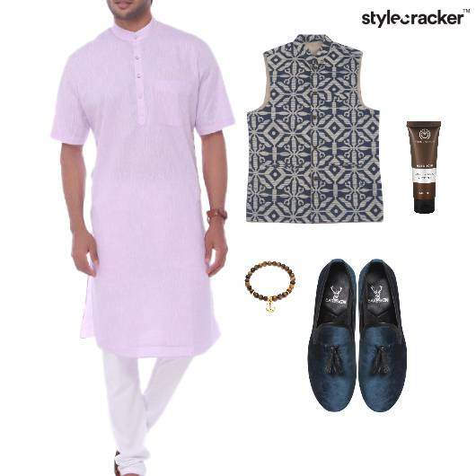 Ethnic Kurta ModiJacket Slipons Meeting - StyleCracker
