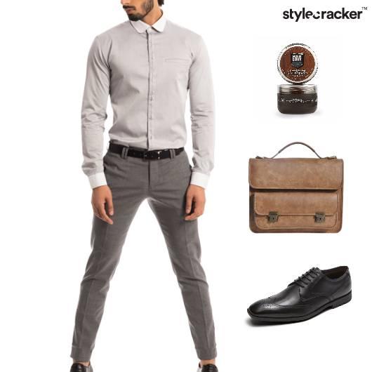 Crisp Shirt Formal Work Meeting - StyleCracker