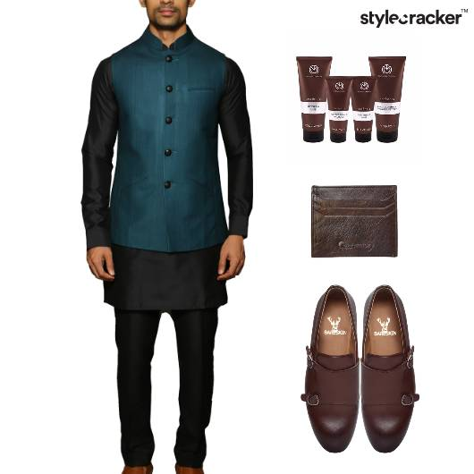 Suit SlipOn Meeting Event Grooming - StyleCracker